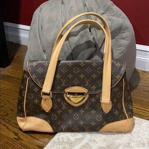 Louis Vuitton Monogram Canvas Beverly GM Bag